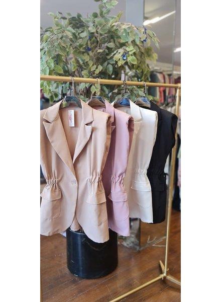 Penny sleeveless jacket