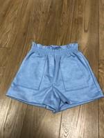 Victoria faux suede shorts