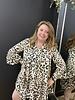 Lennie tiered swing dress