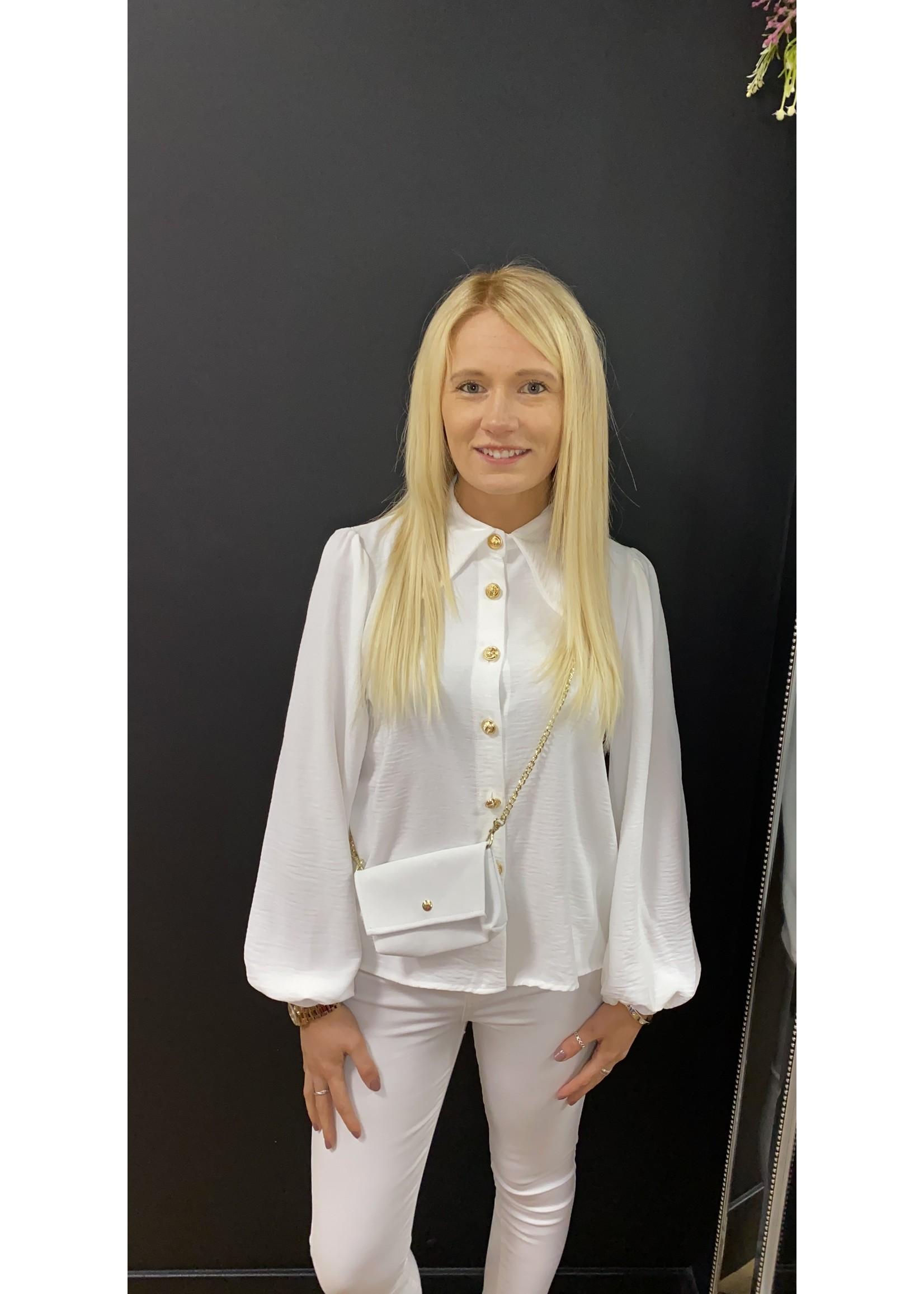 Cerys Shirt with matching bag