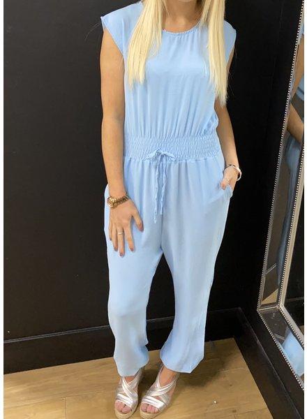 Jenna Elasticated waist jumpsuit