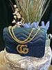 Gianni gold chain shoulder bag