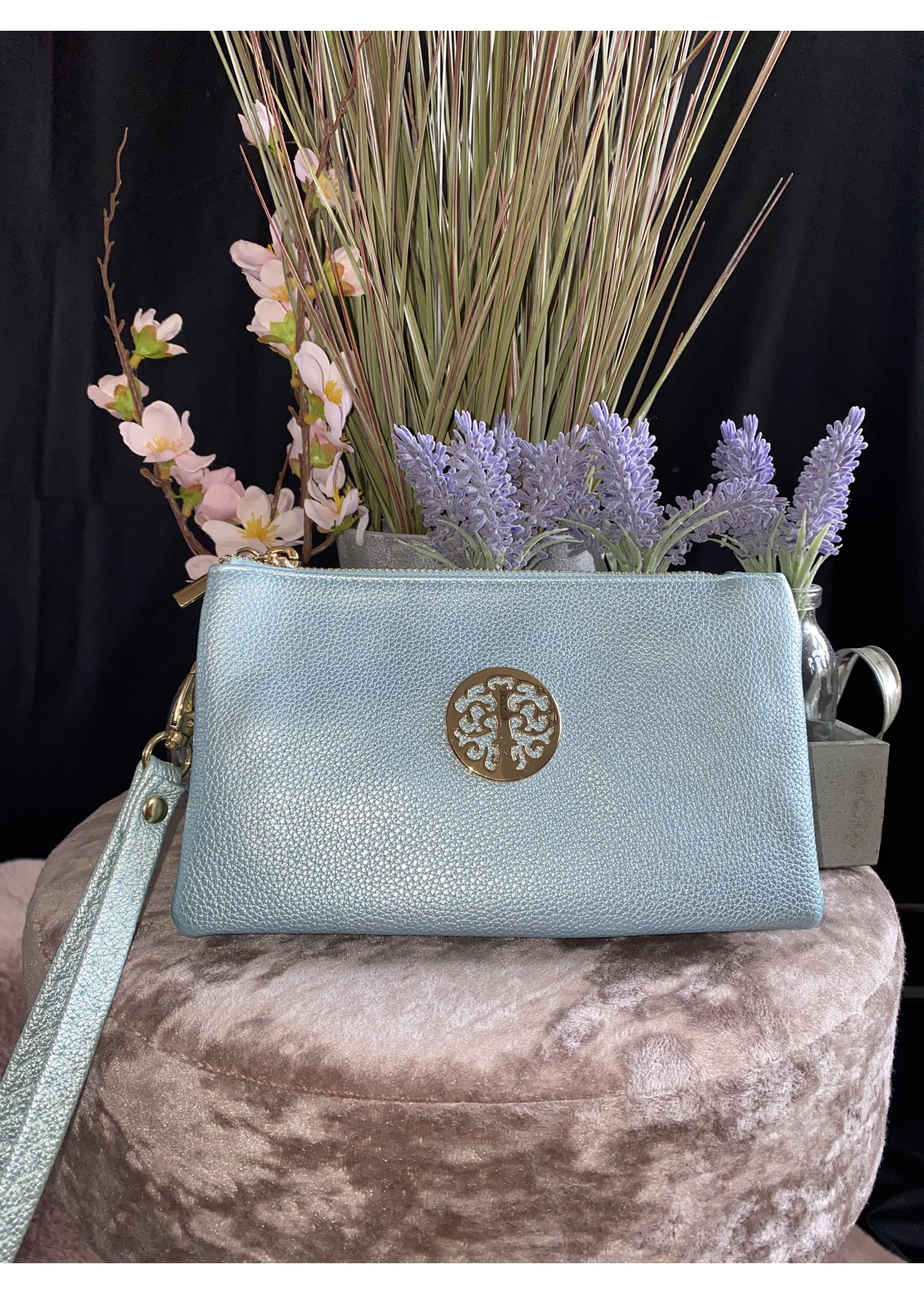 Dewberry Clutch Bag