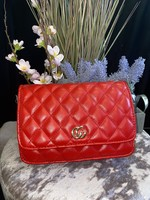 Gianni quilted mini bag