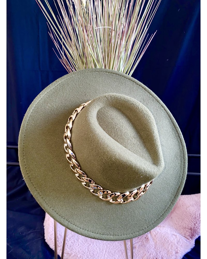 Cally Fedora Hat