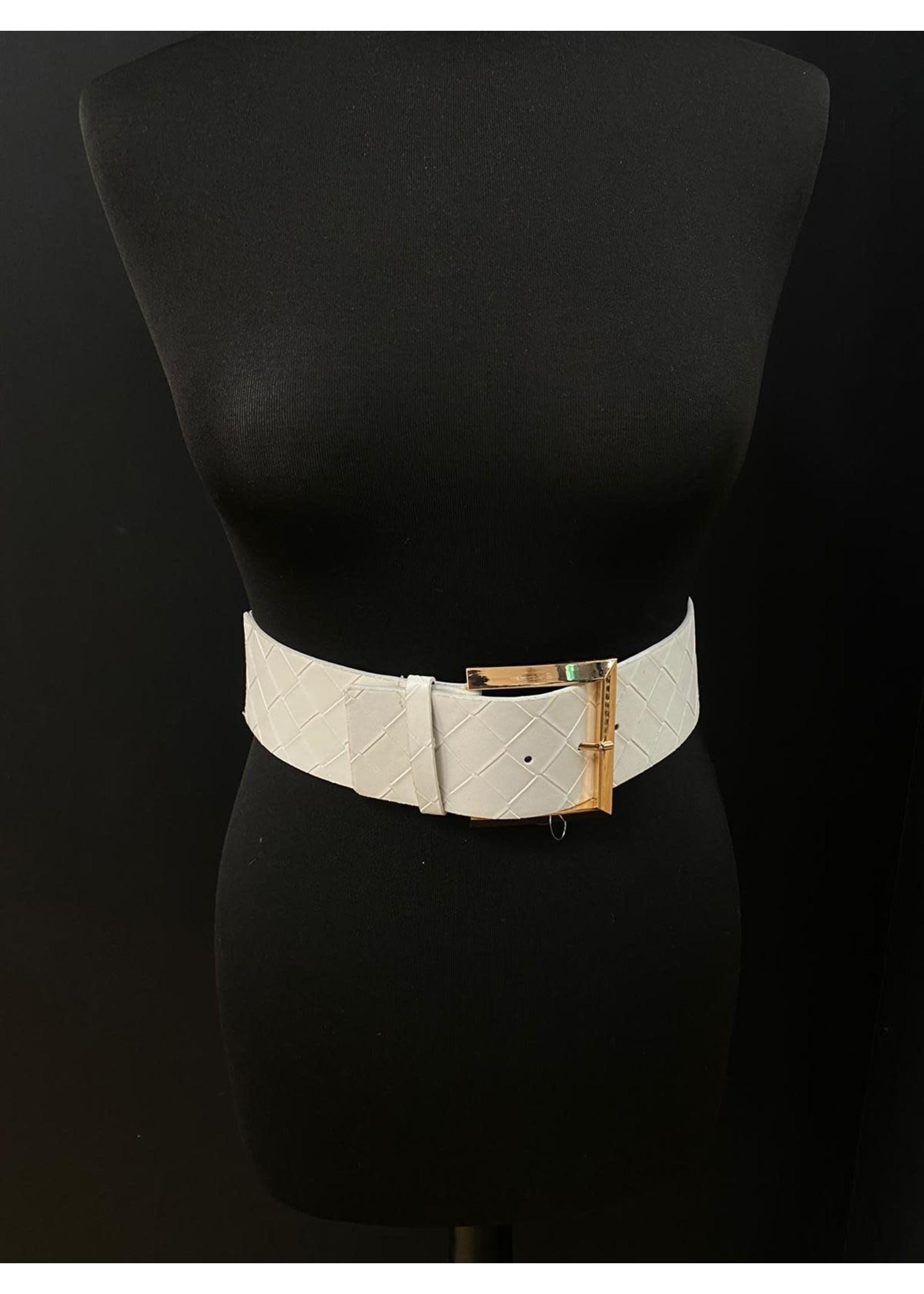 Misha elasticated belt