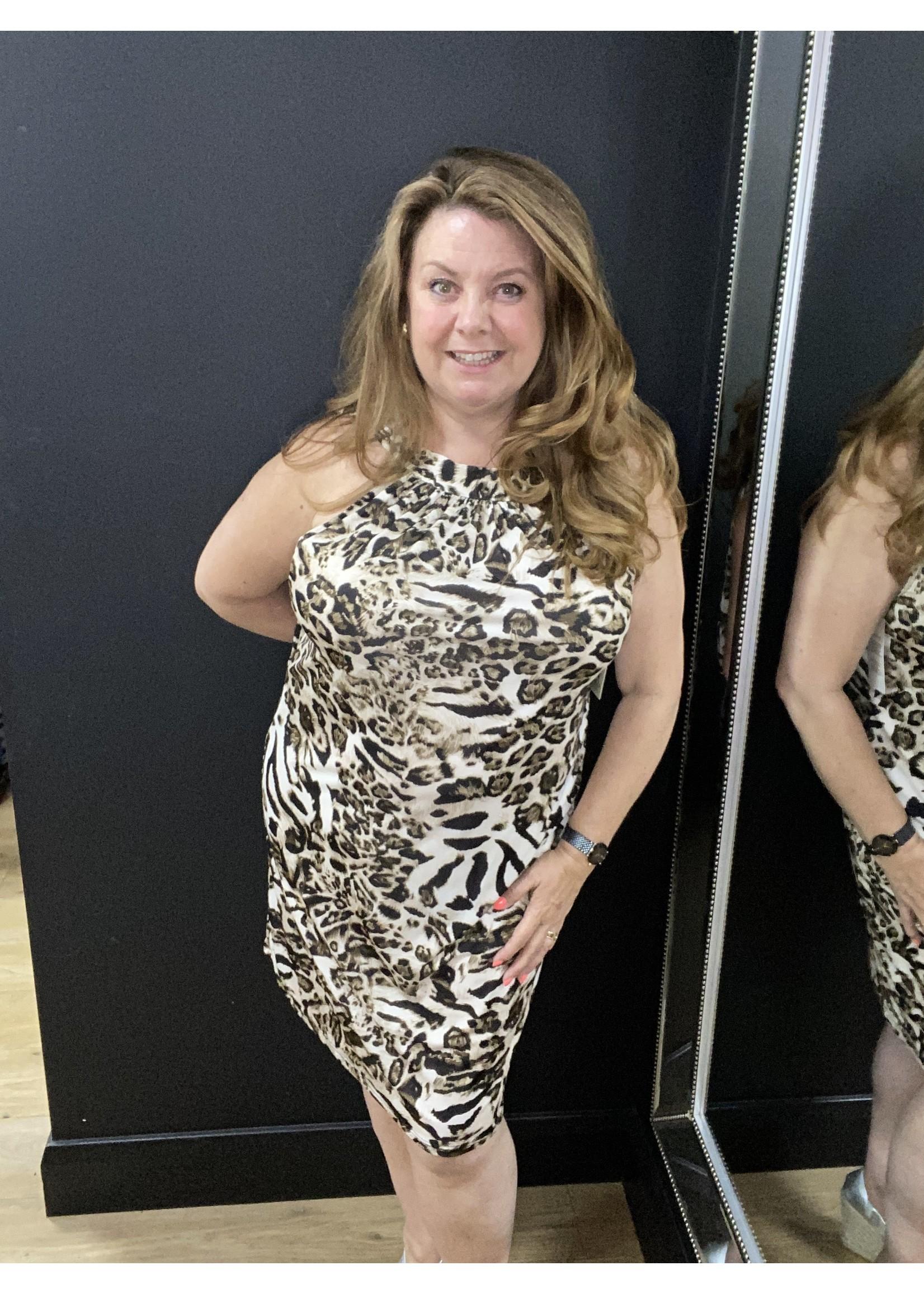 Janey sleeveless Dress