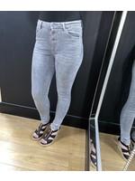 Riley button up high waist jeans