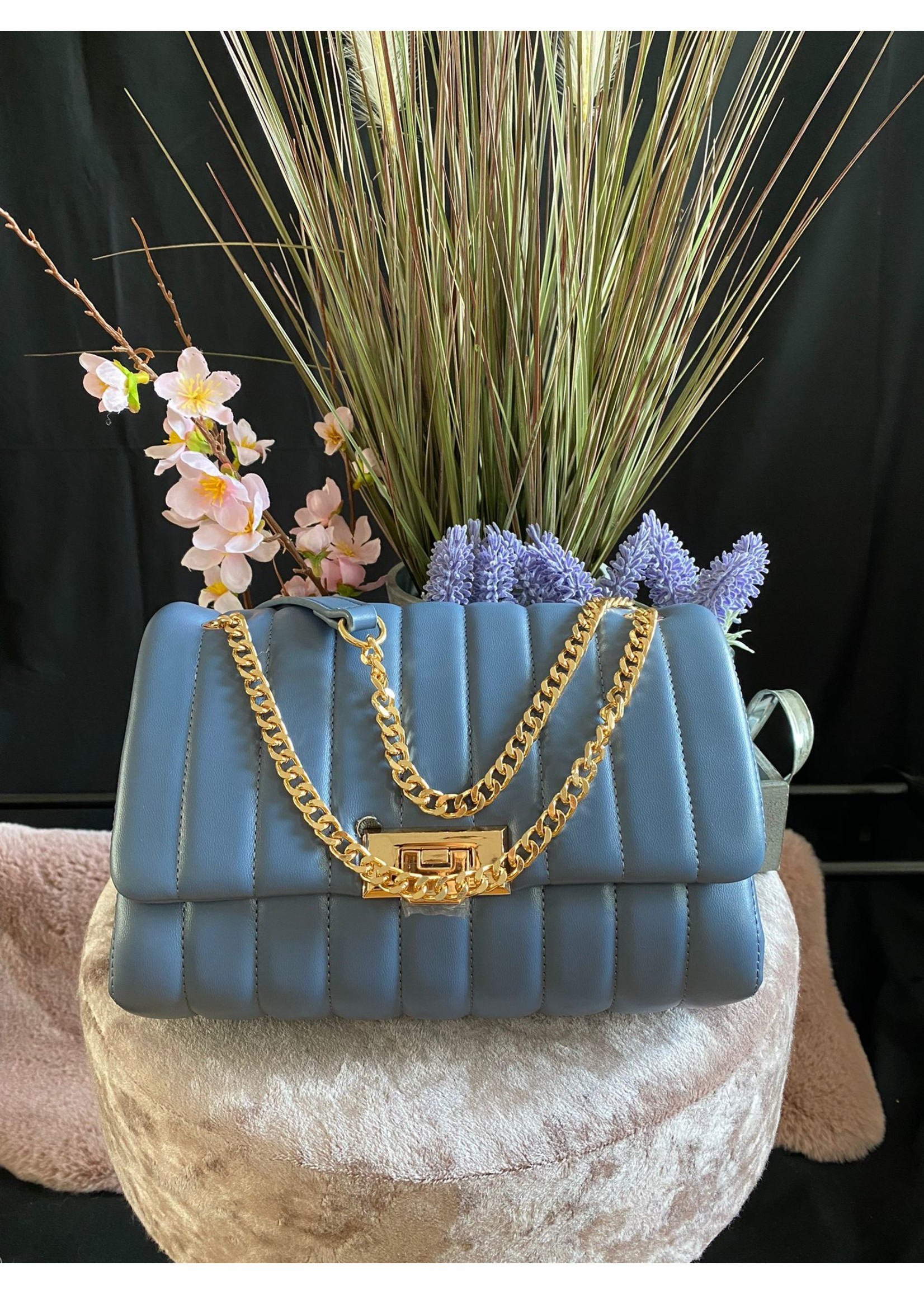 Carrie  quilted bag
