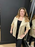 Samira suedette jacket