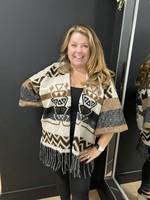 Fliss Aztec jacket
