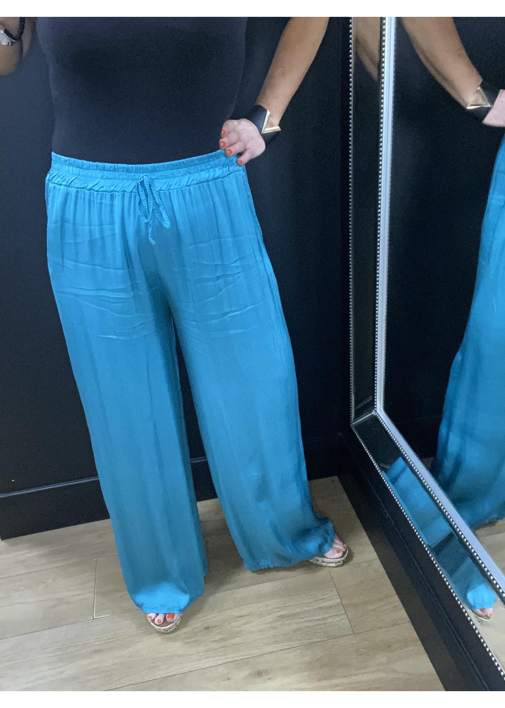Wanda silky trousers