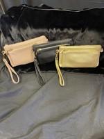Dulcie  double pocket clutch