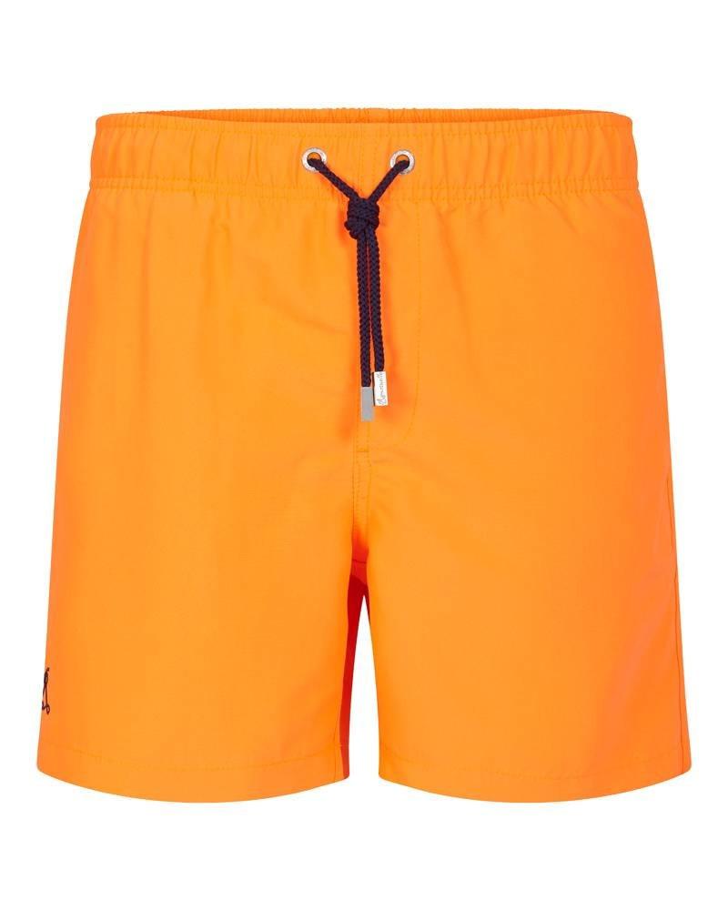 Santorini-Badeanzug   Fluor Orange