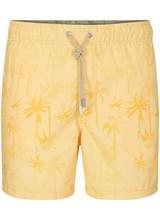 Palm Beach Classic-Badeanzug | Yellow