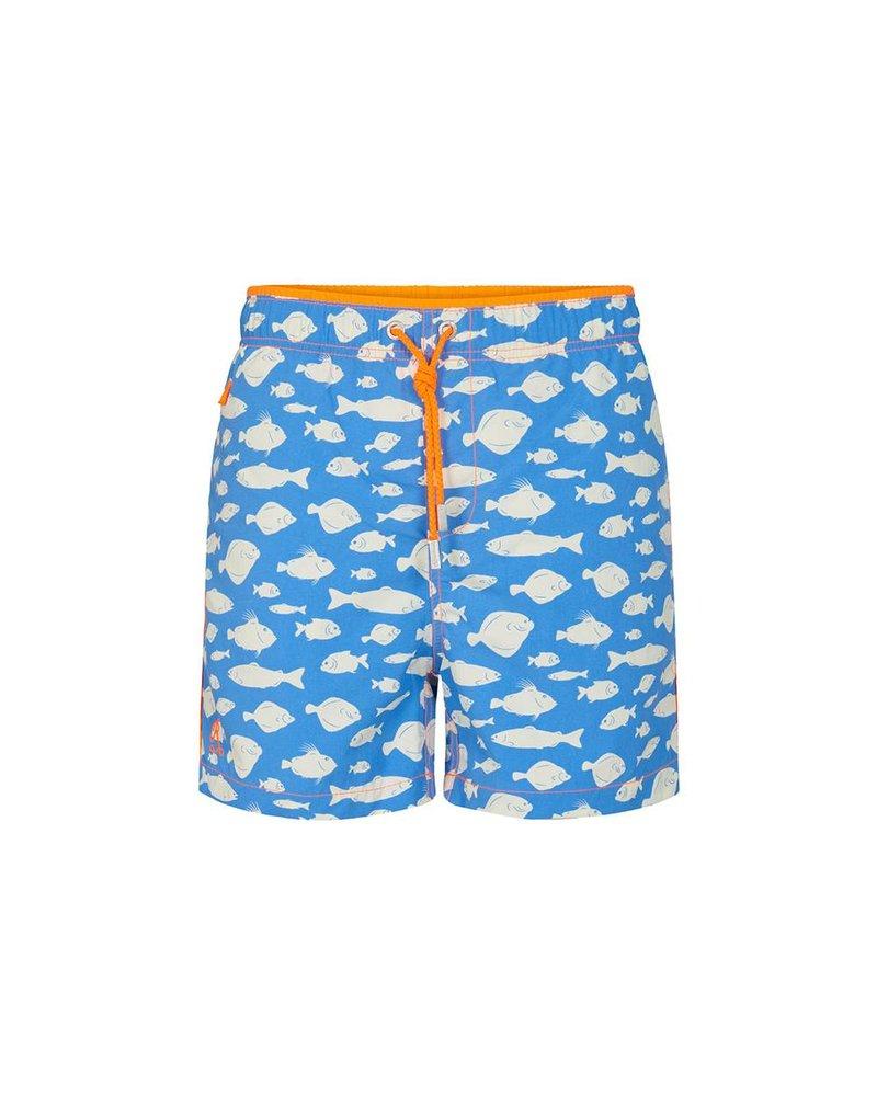 Bahamas Kinder Badeanzug | Cornflower