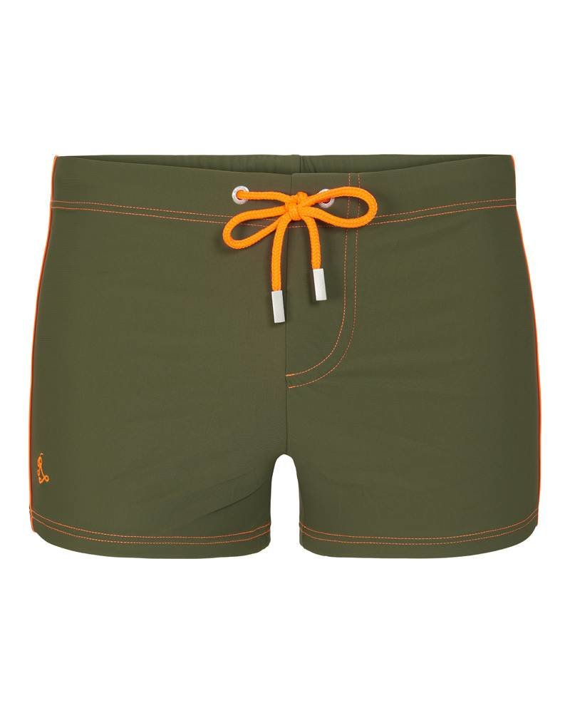 Borneo Swim Boxer | khaki