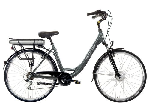 Hollandia Mobilit-E D49 6sp grijs