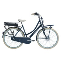 Royal Ride E3 E-bike D53 in staalblauw, donkerblauw of zwart