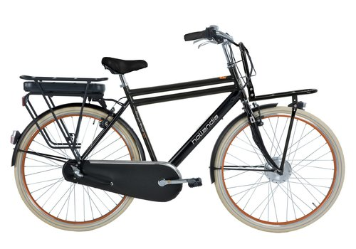 Hollandia Royal Ride E3 E-bike H56 zwart