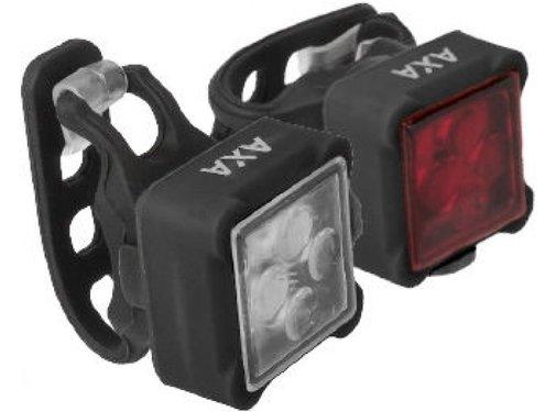 Axa Verlichtingsset Niteline 44-R USB
