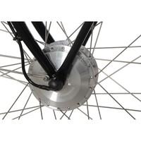 Elektrische Fiets Cargo Plus zwart 7 Versnellingen