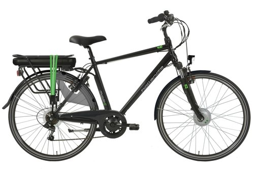 Hollandia Fronta Mobilit-E DER6  Heren E-bike Zwart