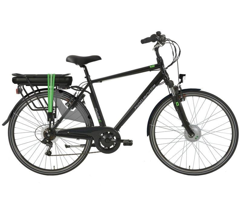 Fronta Mobilit-E DER6  Heren E-bike Zwart