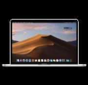 Apple Macbook Pro 15'' Mid 2017 2,8 GHz i7 16GB 256GB Flash - Zilver