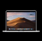Apple Macbook Pro 13'' Mid 2018 2,3 GHz i5 16GB 512GB Flash Apple Care - Zilver