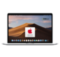 Macbook Pro 15'' Late 2016 2,9 GHz i7 16GB 512GB Flash Apple Care - Radeon Pro 455 - Zilver