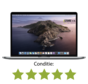Macbook Pro 13'' Mid 2017 2,3 GHz i5 8GB 256GB Flash - Zilver