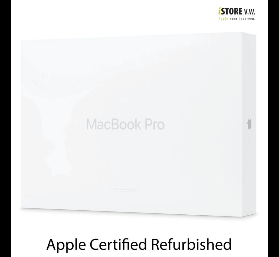 Macbook Pro 13'' Mid 2018 2,3 GHz i5 8GB 512GB Apple Certified Refurbished