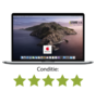 Macbook Pro 13'' Mid 2018 2,3 GHz i5 8GB 256GB Flash Apple Care - Zilver
