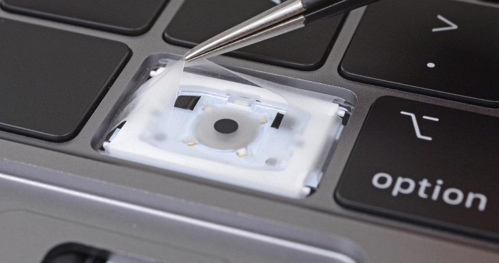 Vervangingsprogramma voor het toetsenbord van MacBook, MacBook Air en MacBook Pro