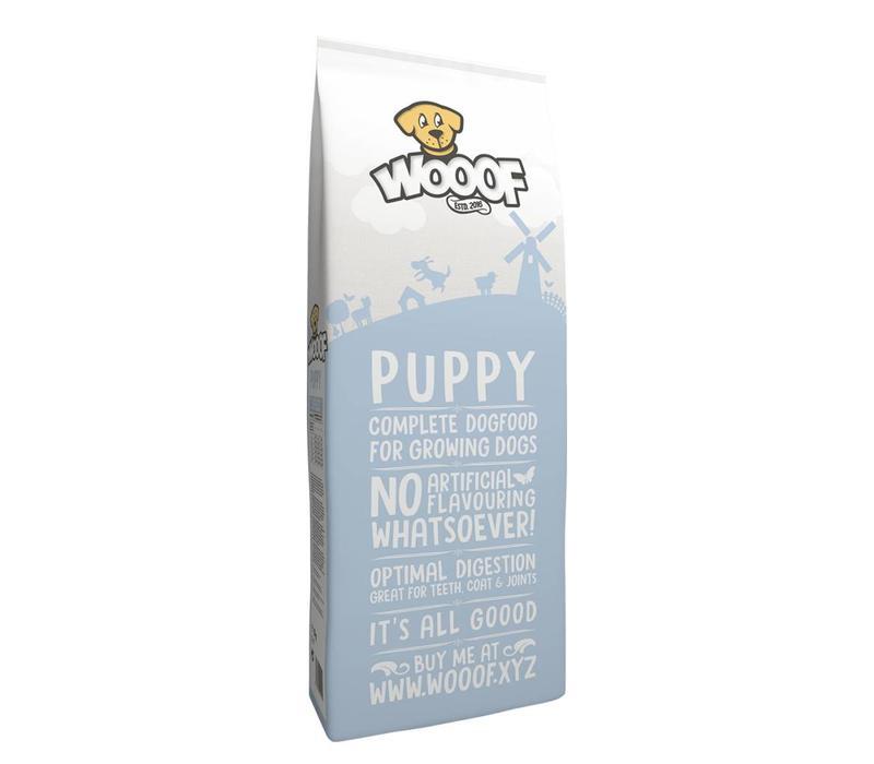 WOOOF Puppy für Welpen