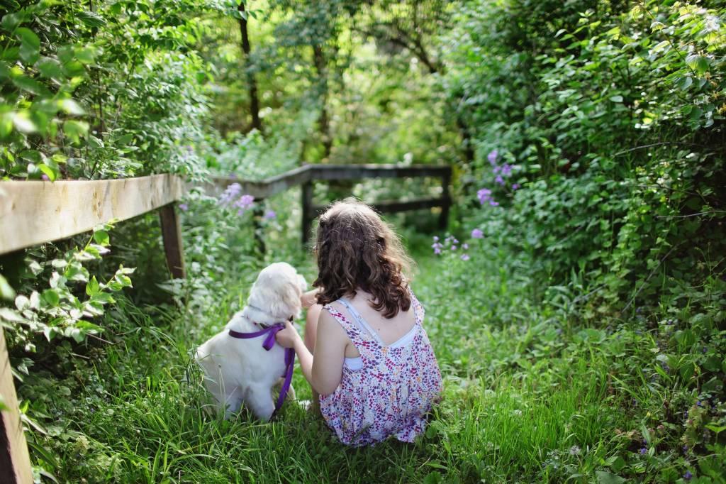 Ziemlich beste Freunde? Leben mit Hund und Kind