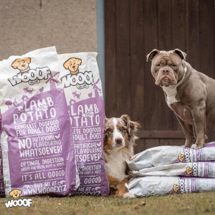 Wie lagert man Hundefutter am besten und wie lange ist es haltbar?