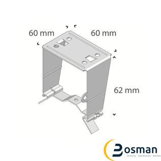 Luxaflex Montagesteun 50/70mm