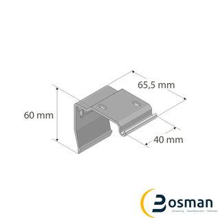 Luxaflex Montagesteun Elisse 50/70 mm