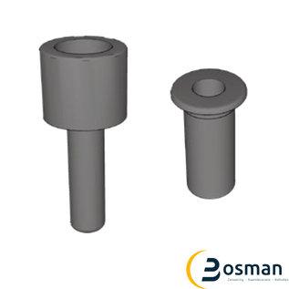 Luxaflex Opzetstukjes voor drukveer