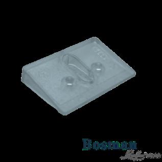 Luxaflex Wigje (11 graden) - Transparant