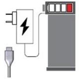 Luxaflex PowerView Li-ion lader USB-C