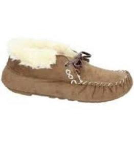 Ruby Brown Mocassin bootie 8887 c -/-30%