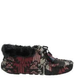 Ruby Brown Mocassin bootie 3831 zw/ro -/-30%
