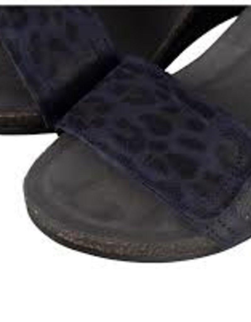 Ca'Shott 13011 leopard blauw