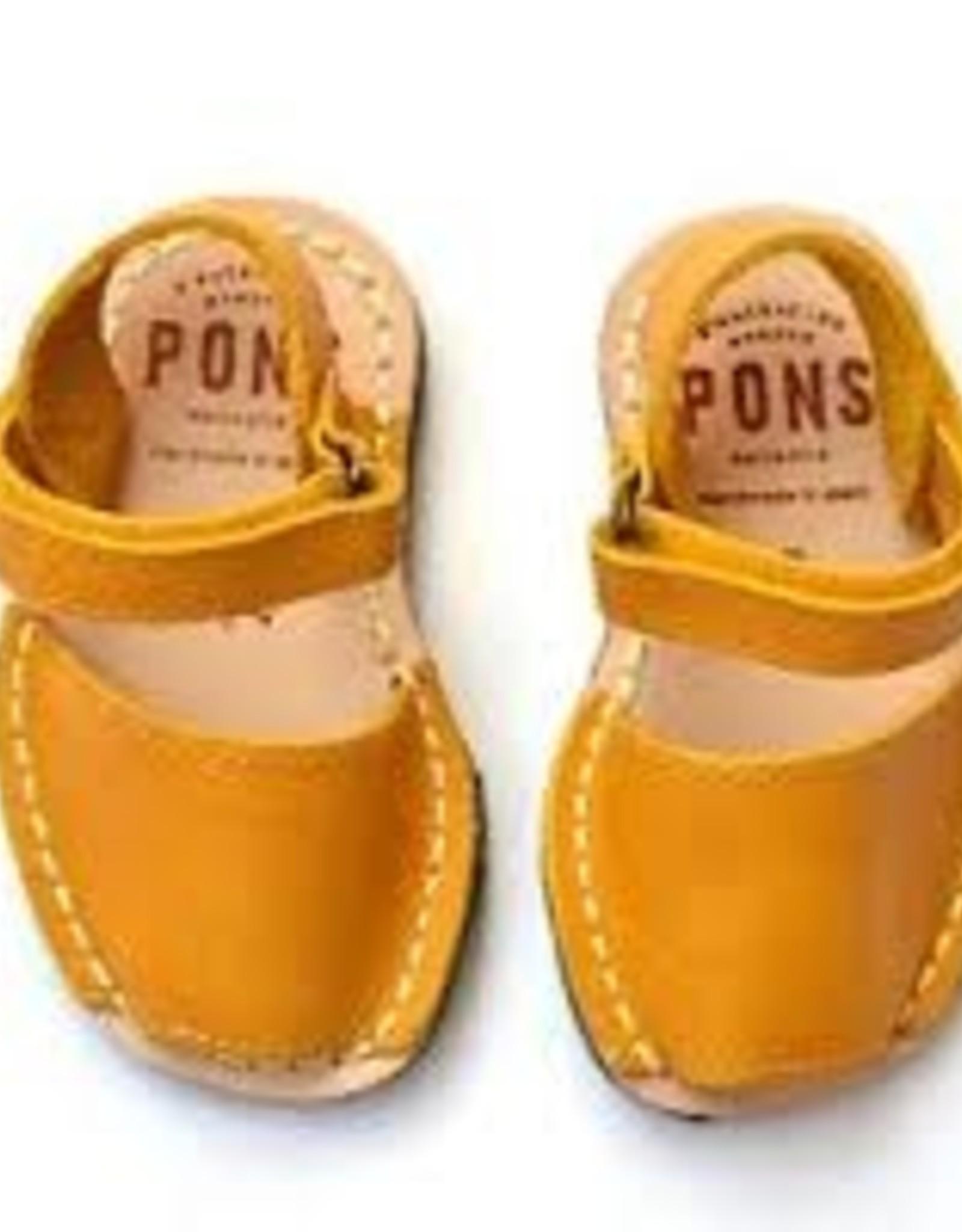 Avarca Pons 555 oker geel -/-30%