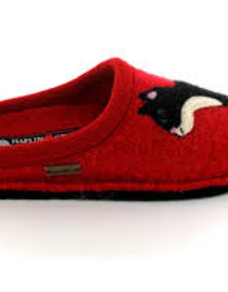 Haflinger Flair Babsy 313041 rood/poes