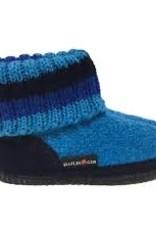 Haflinger Paul blauw