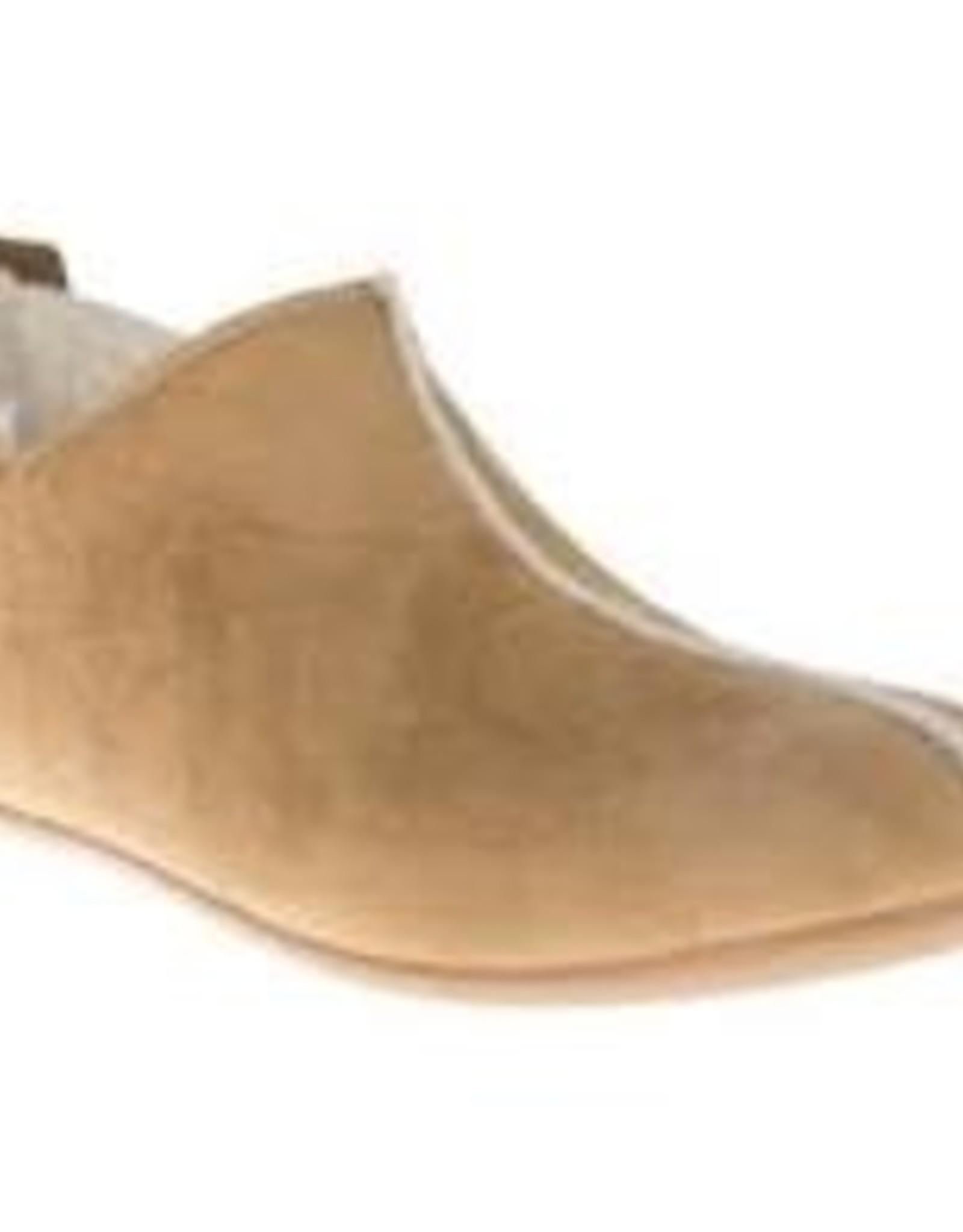 Q-Fit Home Shoes Madrid cognac